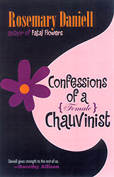 Confessions of a (Female) Chauvinist cover